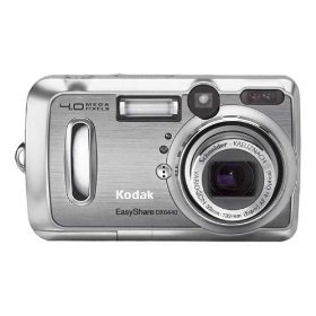 Kodak EasyShare DX6440 4MP Digital Camera w/ 4x Optical Zoom
