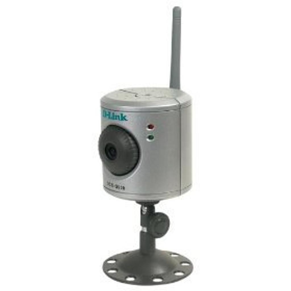 D-Link Wireless Internet Camera DCS-G900