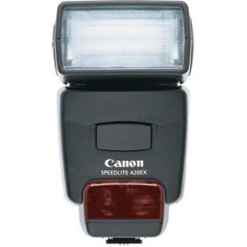 Canon 420EX Speedlite Flash