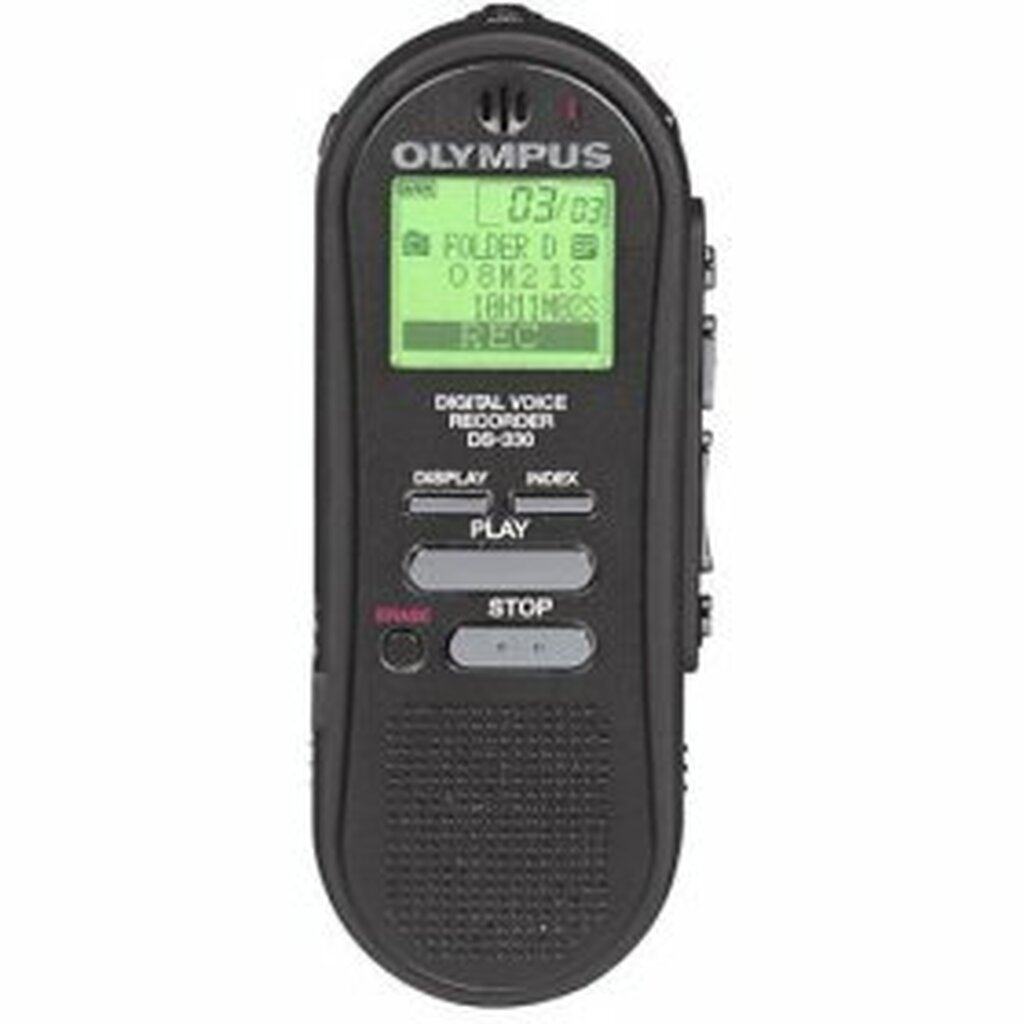 Olympus DS-330 Digital Voice Recorder