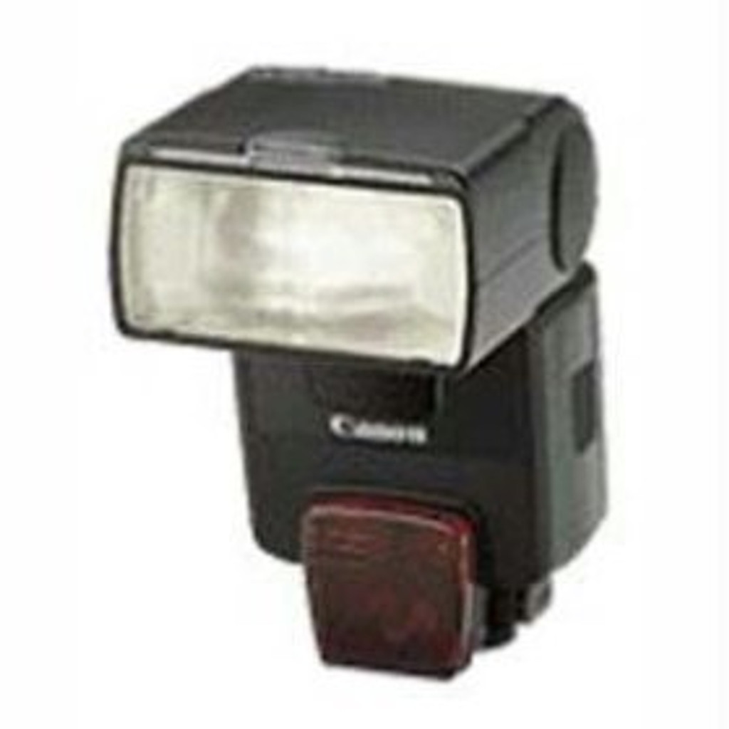 Canon 550EX Flash for all EOS SLR Cameras