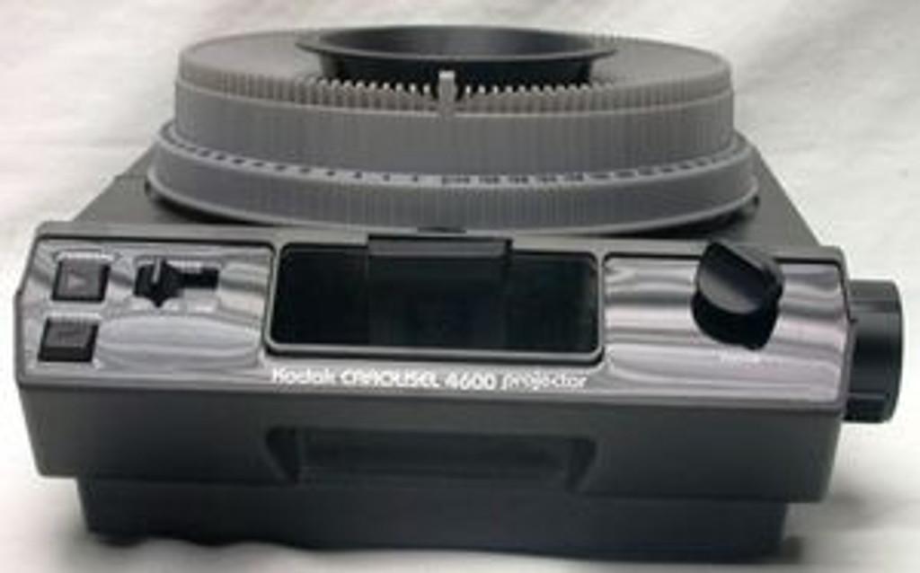 Kodak 4600 Slide Projector