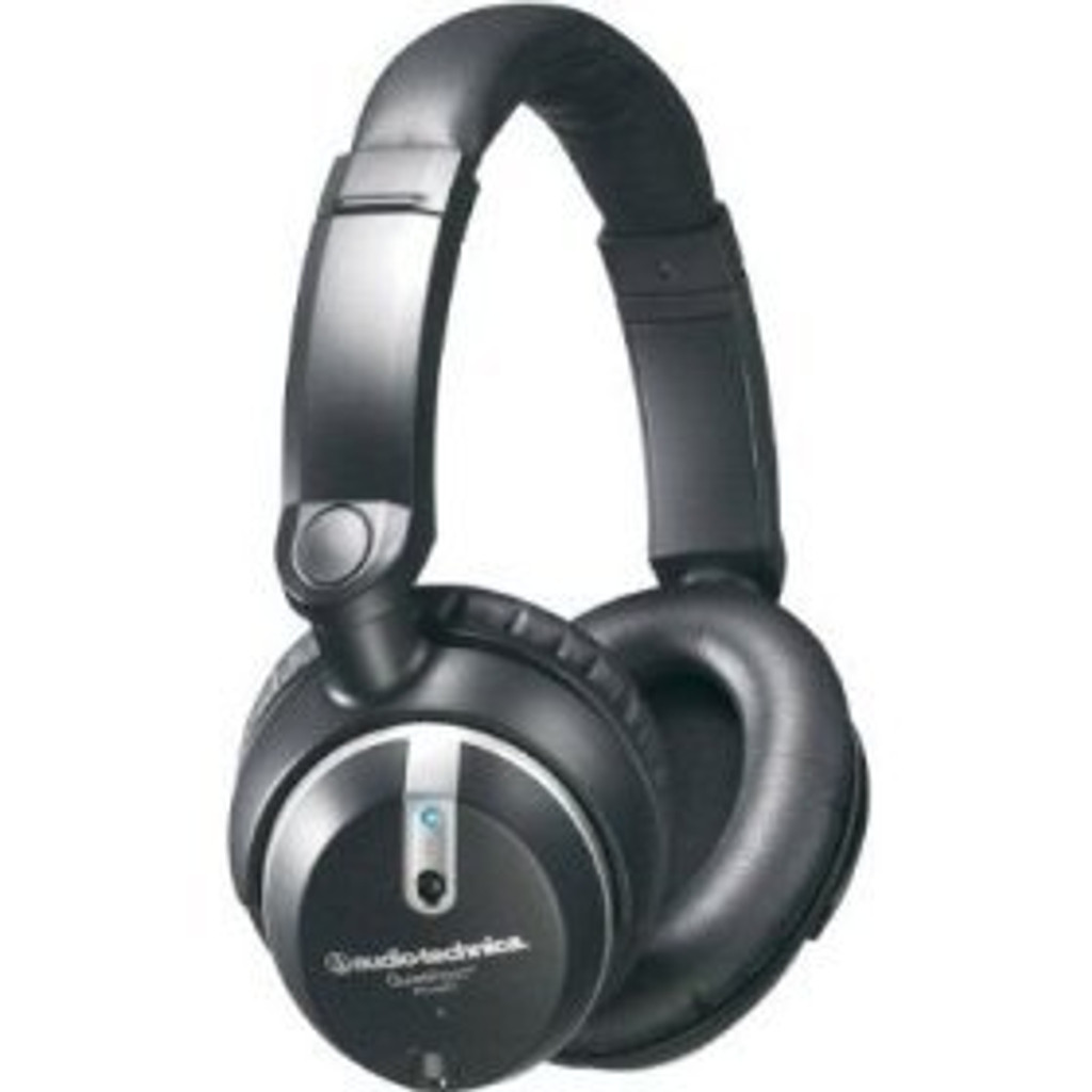 Audio-Technica ATH-ANC7 QuietPoint Active Noise-Cancelling Headphones