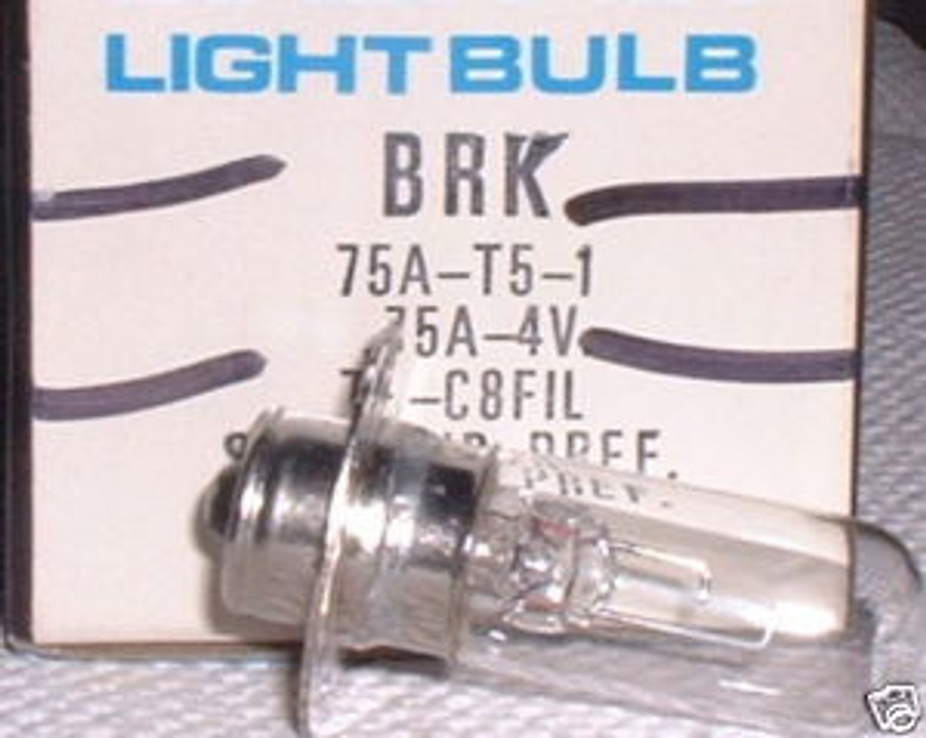 Singer 15 (Exciter-Sound) 16mm lamp - Replacement Bulb - BRK