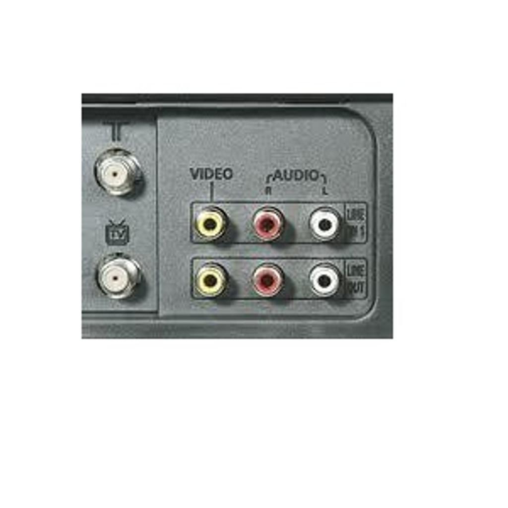 JVC 4-Head HiFi VCR HR-A592U
