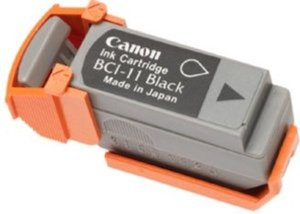 Canon BCI-11 Black Ink Cartridge for Canon BJC printer - 3 Pack