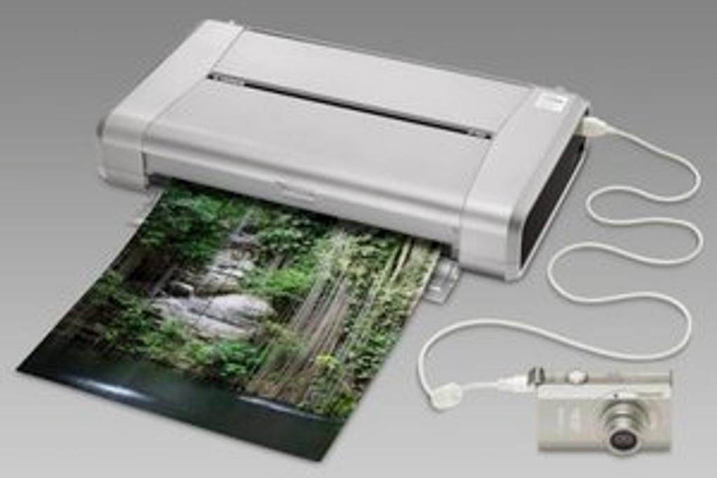 Canon iP100 PIXMA wireless Photo Printer