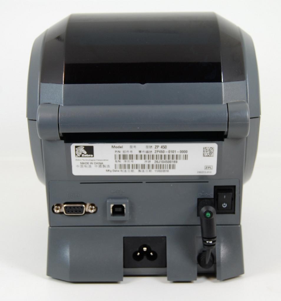 Zebra ZP450 Thermal Label Printer
