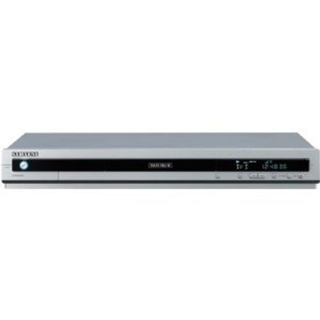 Samsung DVD-R120 Progressive Scan DVD Recorder with Tuner
