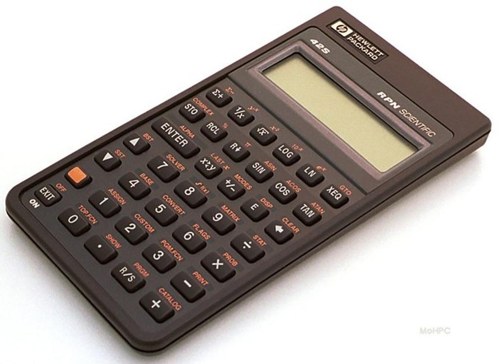 HP-42S Scientific Calculator
