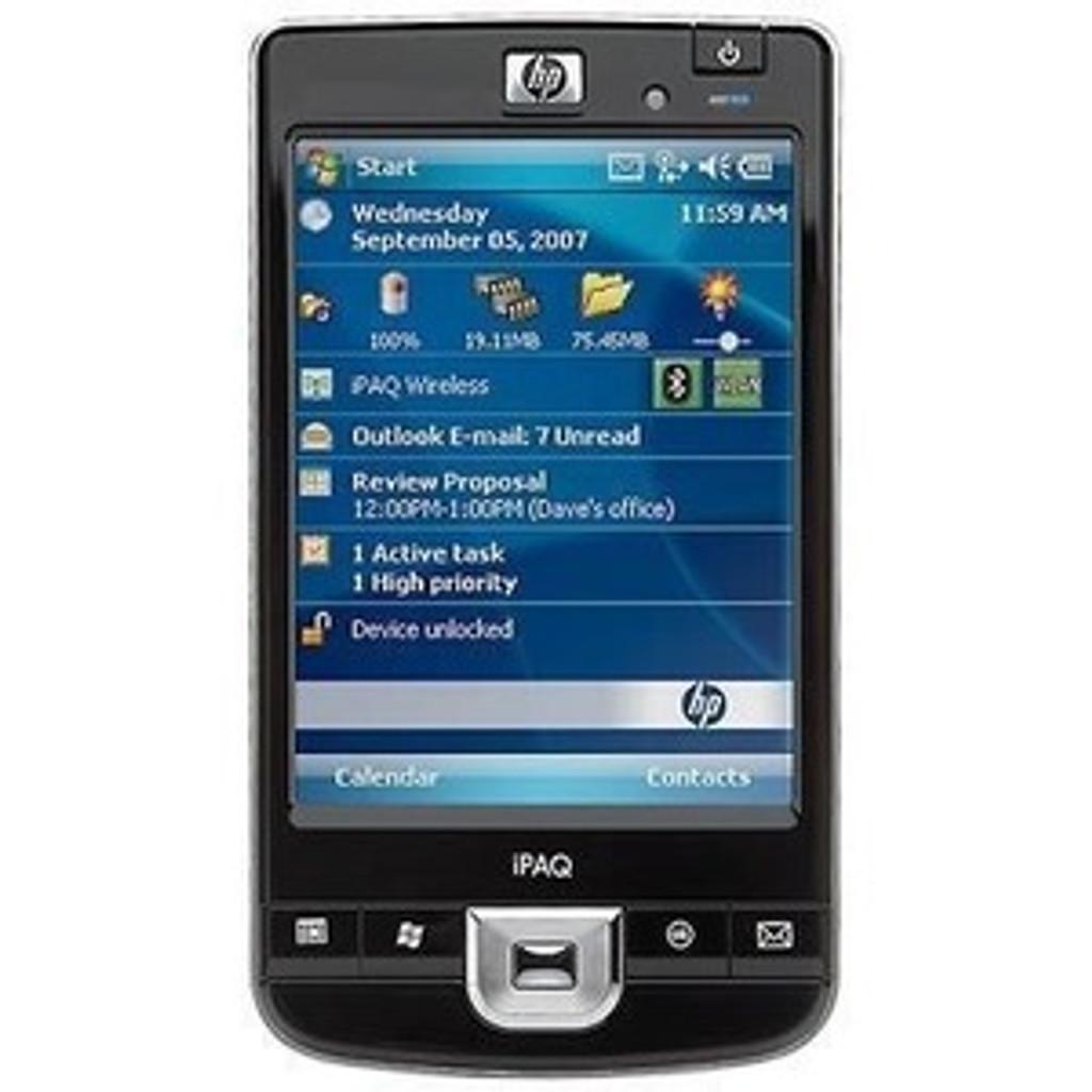 HP iPAQ 211 Enterprise Handheld