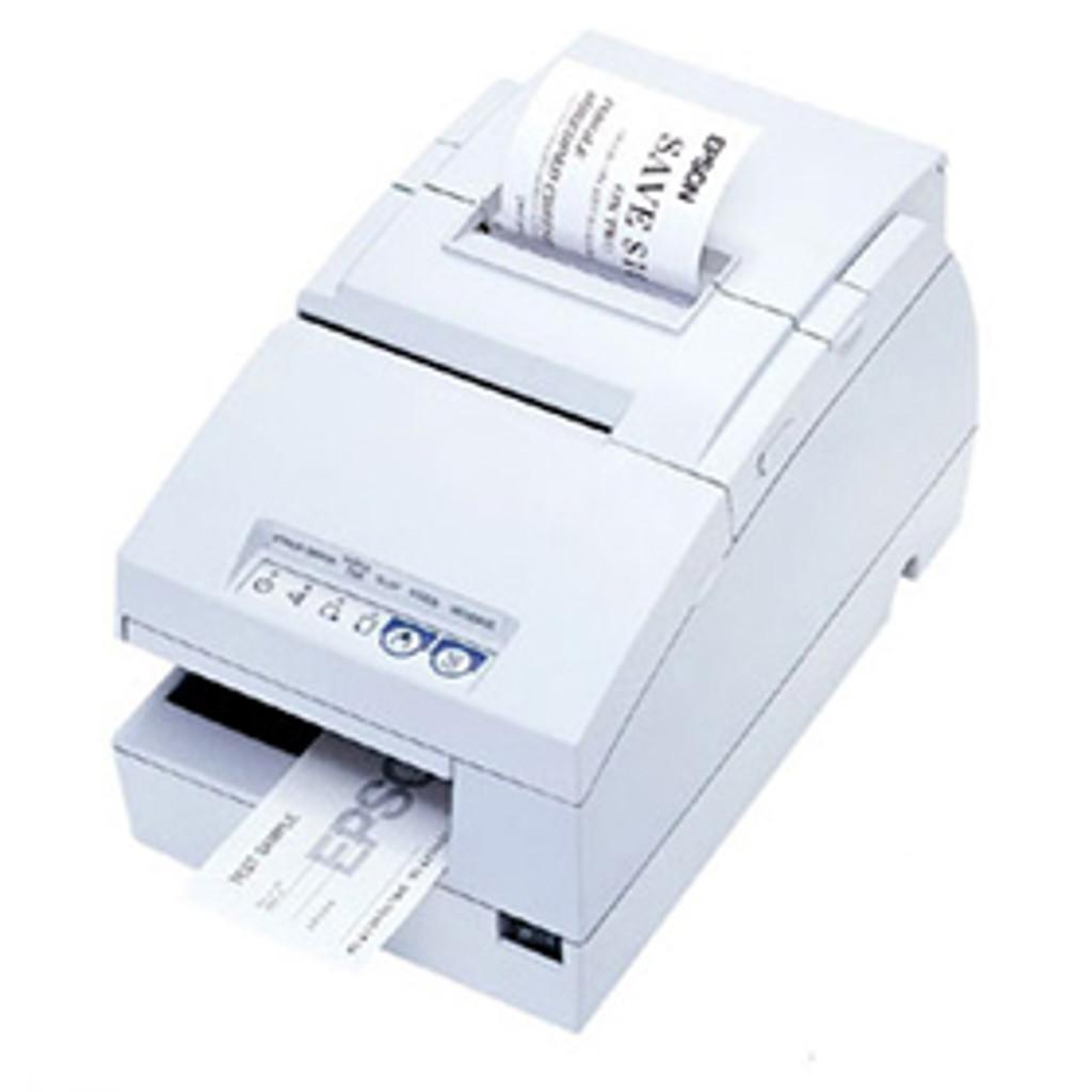 Epson TM H6000II Receipt Printer - Thermal Line / Dot-Matrix - Monochrome