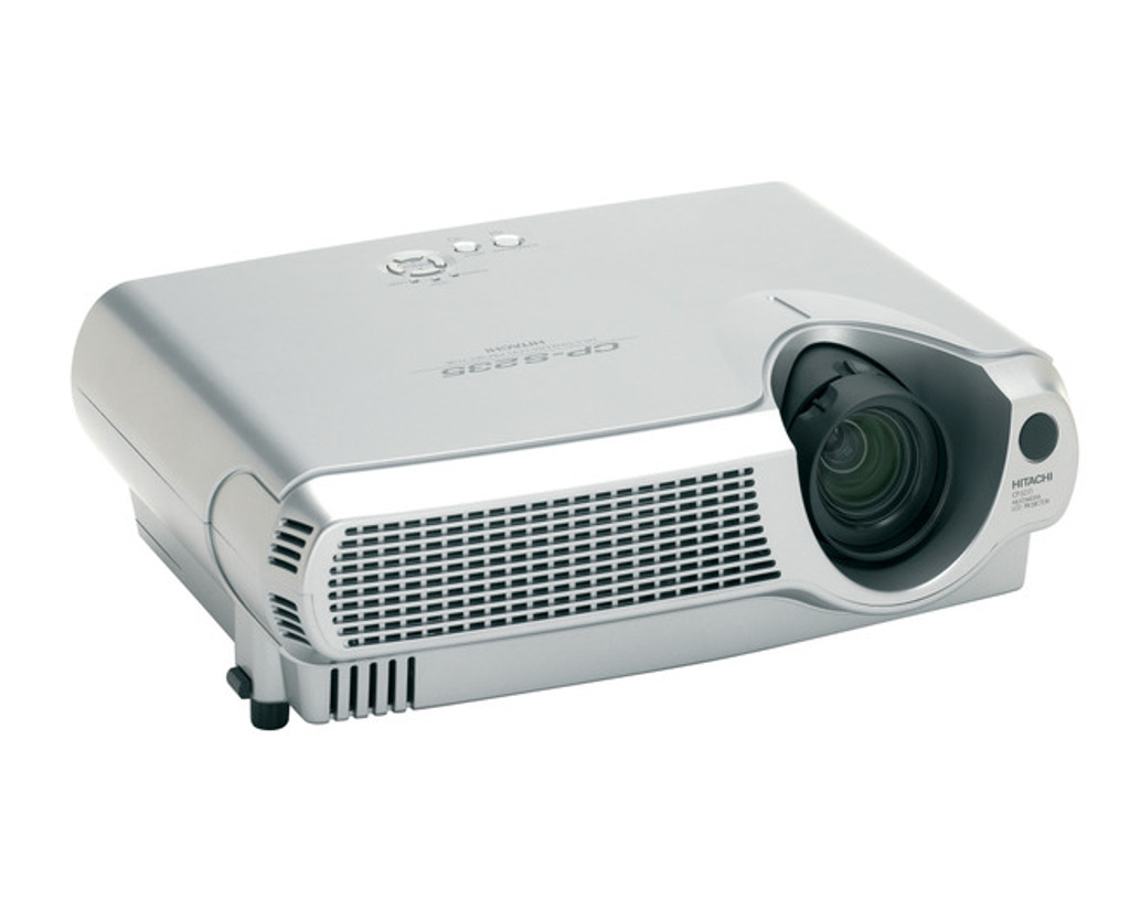 HITACHI CP-S235 SVGA Multimedia  LCD Projector