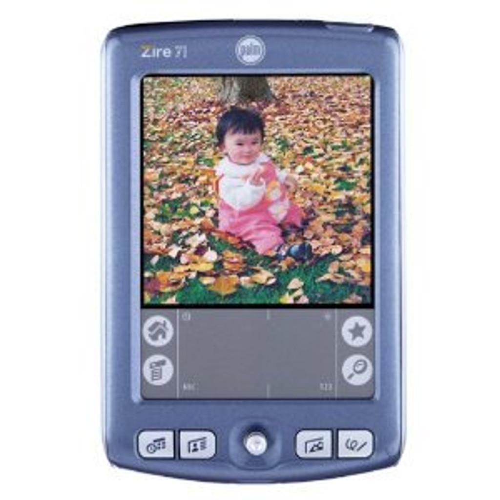 PalmOne Zire 71 Handheld
