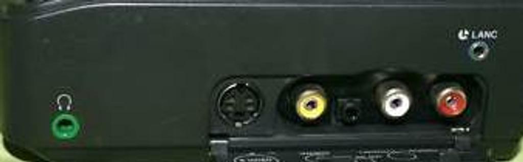 Sony Digital 8mm/Hi8 Video Walkman GV-A500
