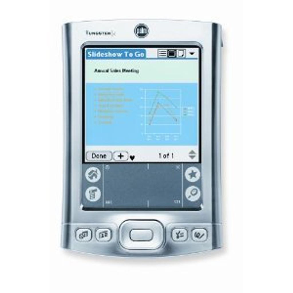Palm Tungsten E Handheld PDA