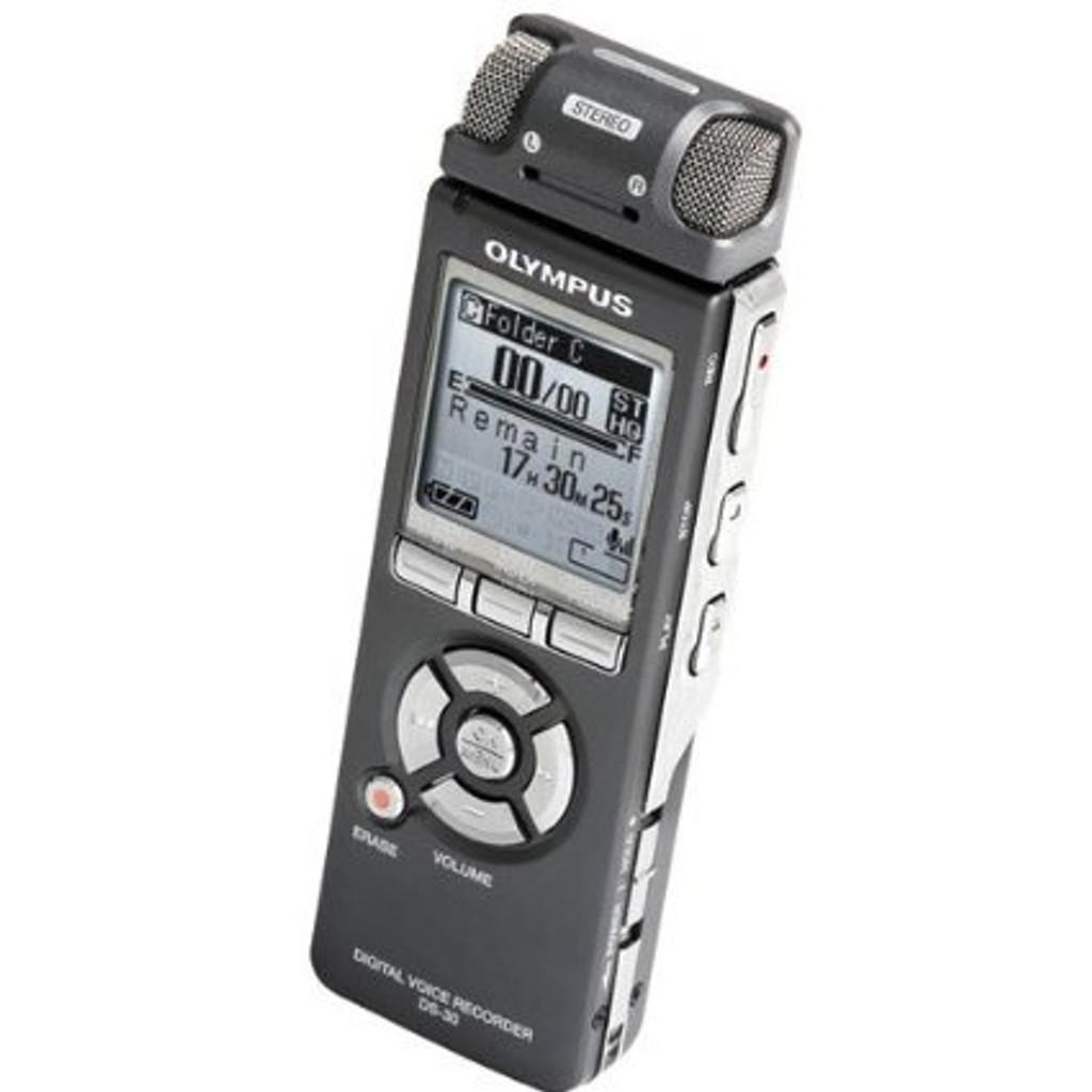 Olympus DS-30 Digital Voice Recorder