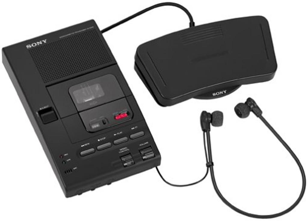 Sony M-2000 Microcassette Transcriber