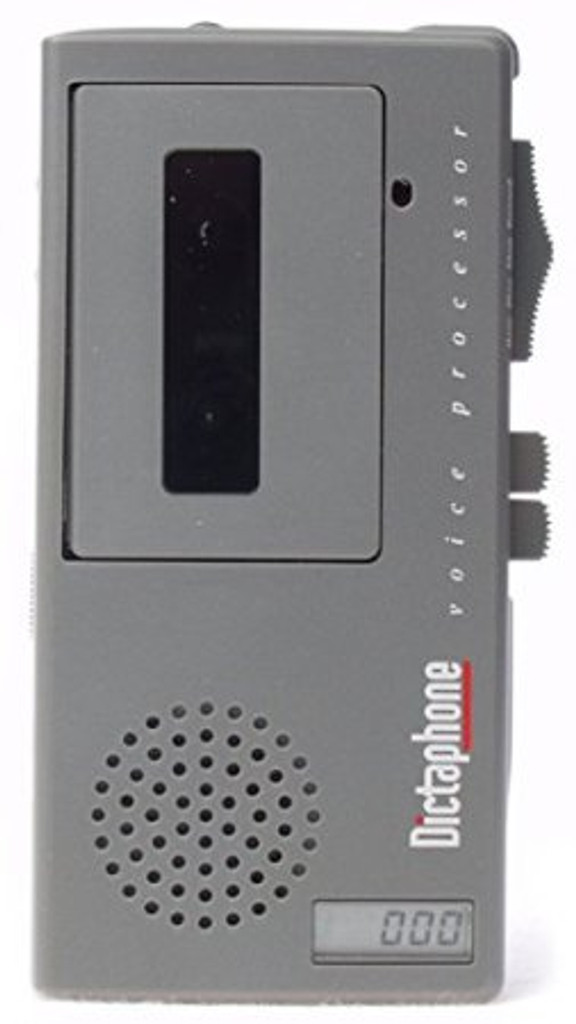 Dictaphone 3254 Handheld Portable Microcassette Recorder