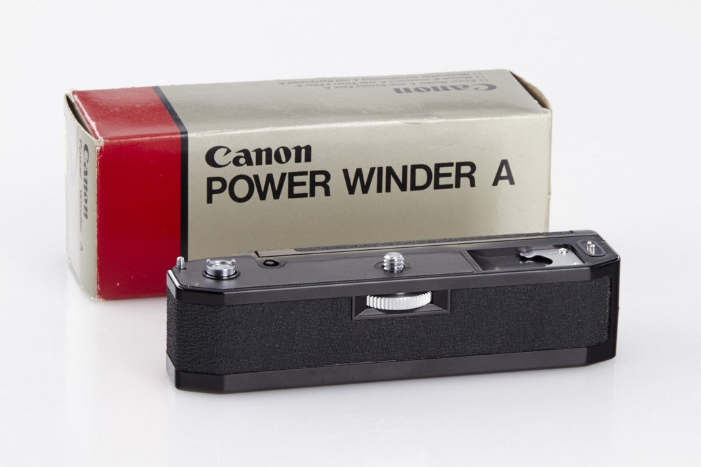 Canon Power Winder A for A-1, AE-1 & AE-1 Program