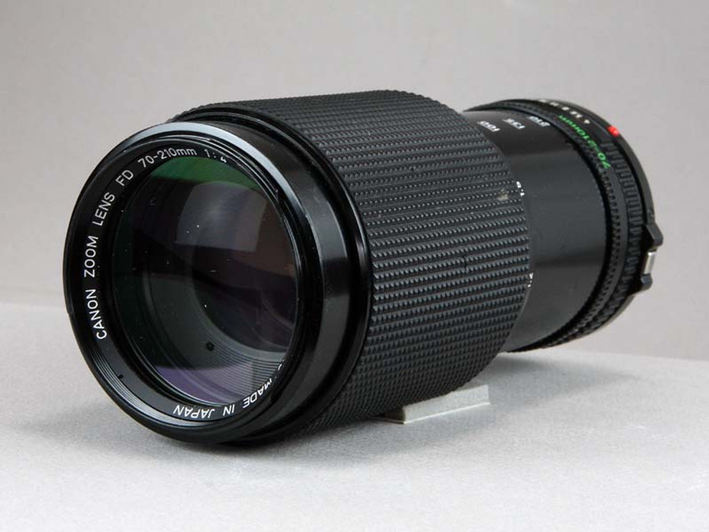 Canon FD 80-200mm f/4.0 Zoom Lens for A-1, AE-1 & AE-1 Program
