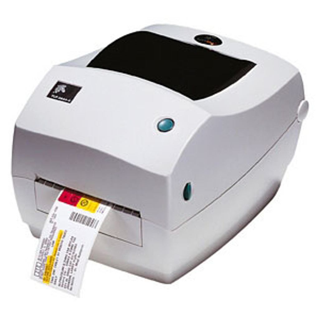 Zebra TLP 3844-Z Monochrome Direct Thermal/Thermal Transfer Label Printer