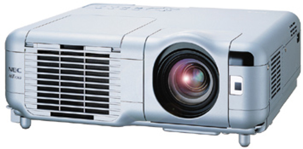 NEC MT1065 Digital Multimedia LCD Projector