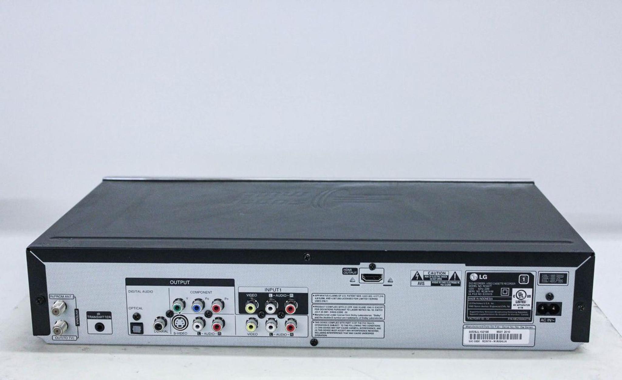 lg combo dvd vcr manual geometric series converges rh anr radio mobile tk lg rc199h dvd recorder vcr combo manual lg rc185 dvd recorder vcr combo manual
