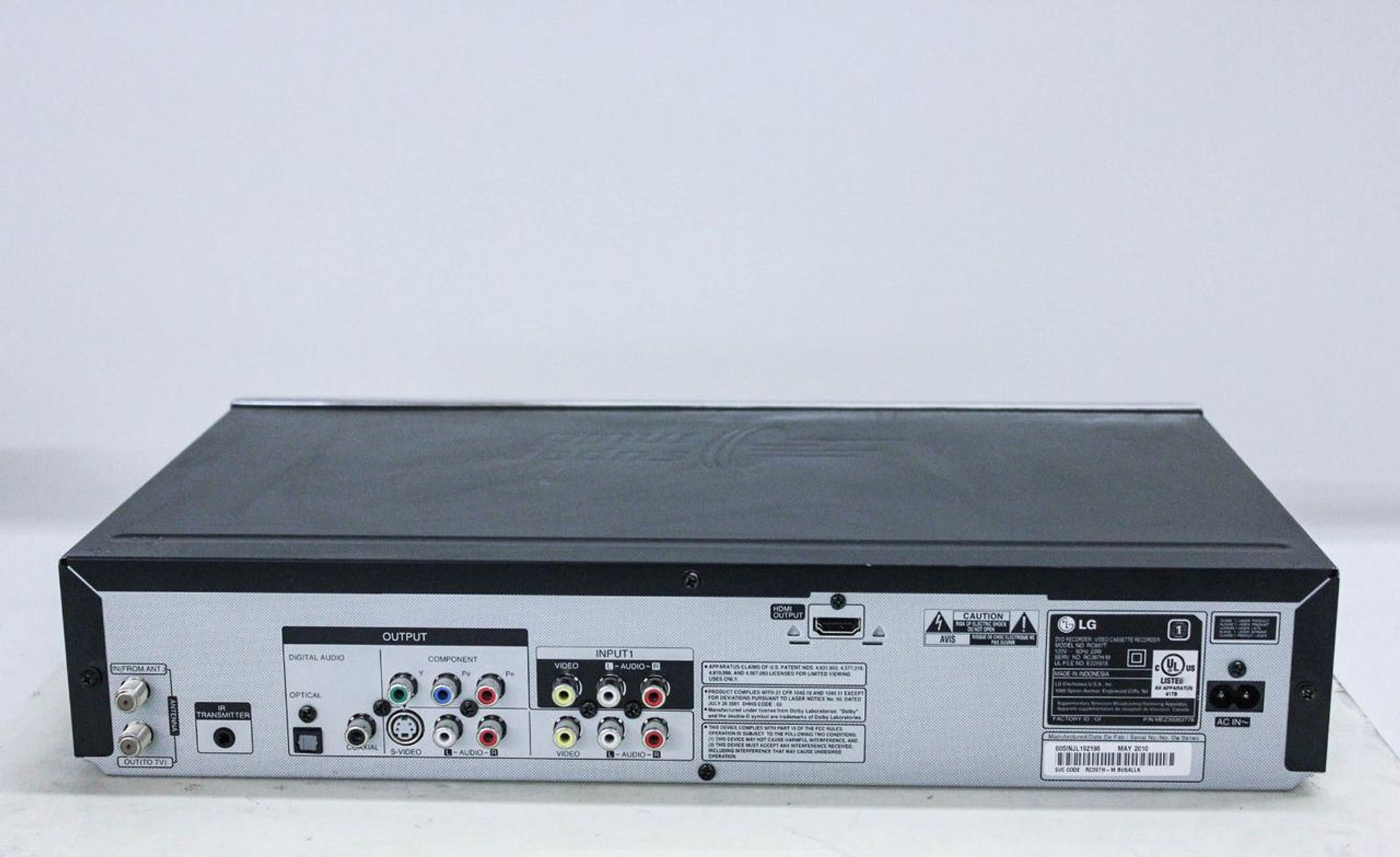 Lg combo dvd vcr manual - Geometric series converges