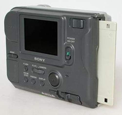 Sony Mavica Camera MVC-FD75
