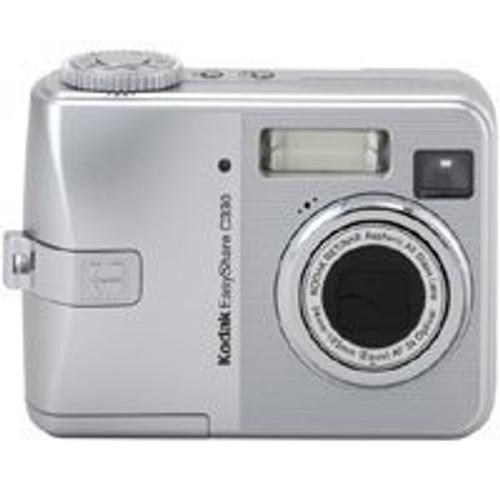 Kodak EasyShare C330 Point & Shoot Zoom Digital Camera, 4.0 Megapixel