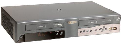 GoVideo DDV2110 Dual Deck VCR Go-Video