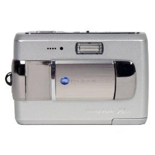 Konica Minolta X60 5MP Digital Camera with 3x Optical Zoom
