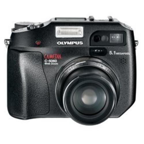 Olympus C-5060 CAMEDIA Digital Camera