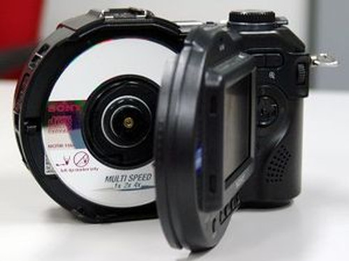 Sony Mavica Camera MVC-CD500