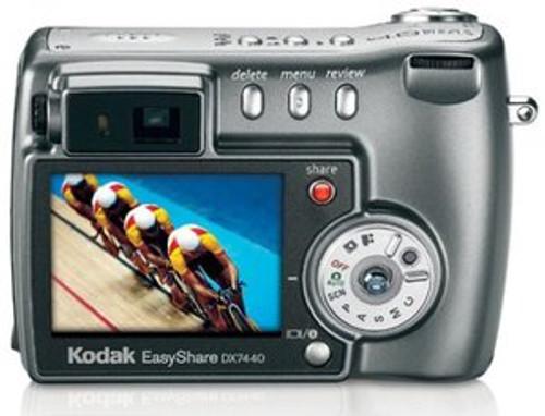 Kodak EasyShare DX7440 4MP Digital Camera with 4x Optical Zoom