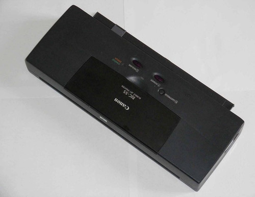 Canon BJC-55 Color Portable Printer Scanner