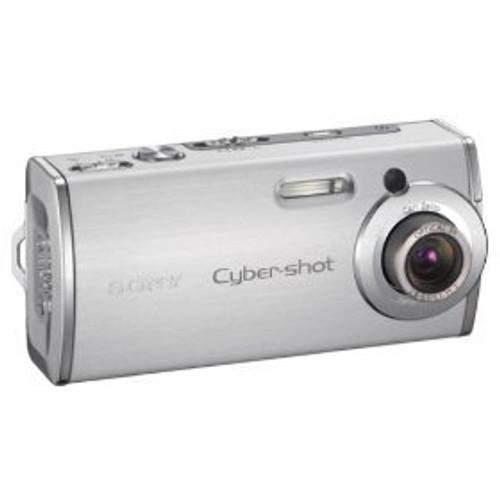 Sony Cybershot DSCL1 4MP Digital Camera with 3x Optical Zoom