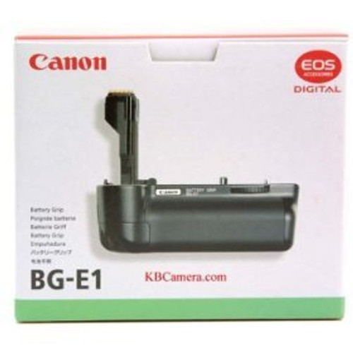 Canon Rebel BGE1 Battery Grip