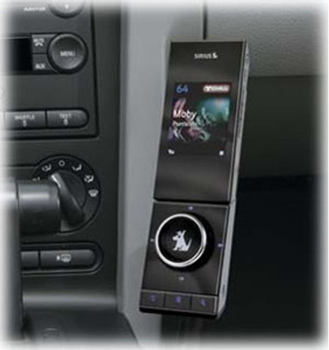 Sirius S50 Portable Satellite Radio Receiver with Car Kit