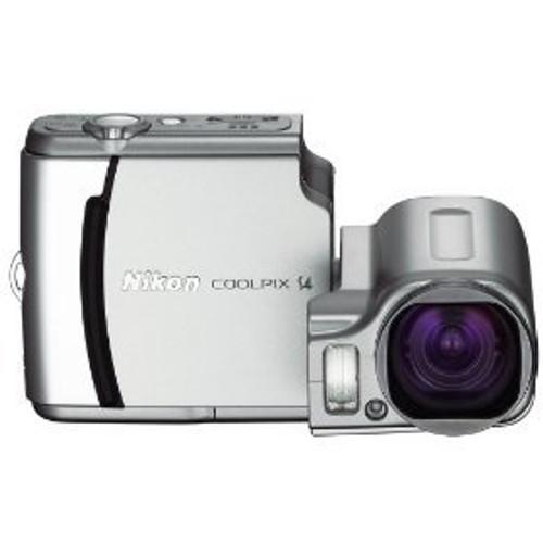 Nikon Coolpix S4 6 MP Digital Camera