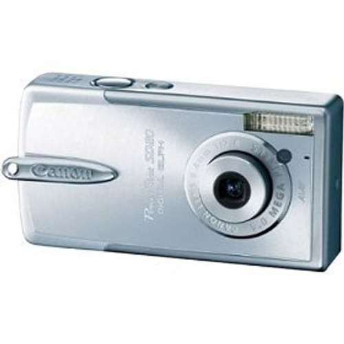 Canon Powershot SD20 5MP Ultra Compact Digital Camera