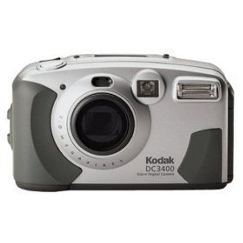 Kodak DC3400 Digital Camera DC-3400