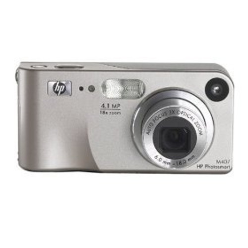 HP Photosmart M407 4MP Digital Camera with 3x Optical Zoom