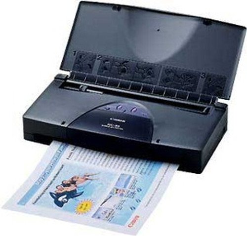 Canon BJC-85 Portable Printer Scanner