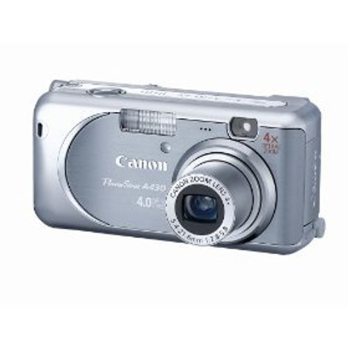 Canon A430 PowerShot Digital Camera