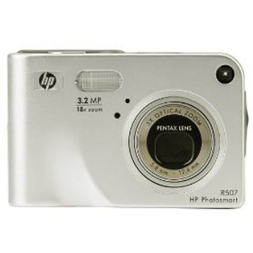 HP Photosmart R507 4.1MP Digital Camera with 3x Optical Zoom