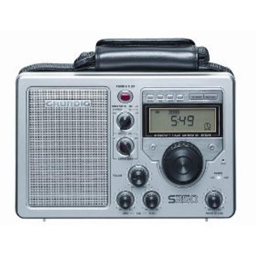 Shortwave Radio Grundig S350 AM/FM