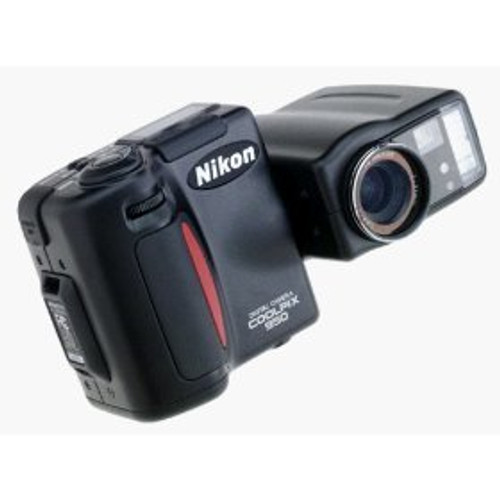 Nikon Coolpix 950 2MP Digital Camera