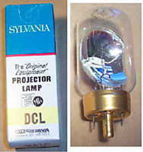 Keystone Camera Co. 444 8mm Movie lamp - Replacement Bulb - DCL